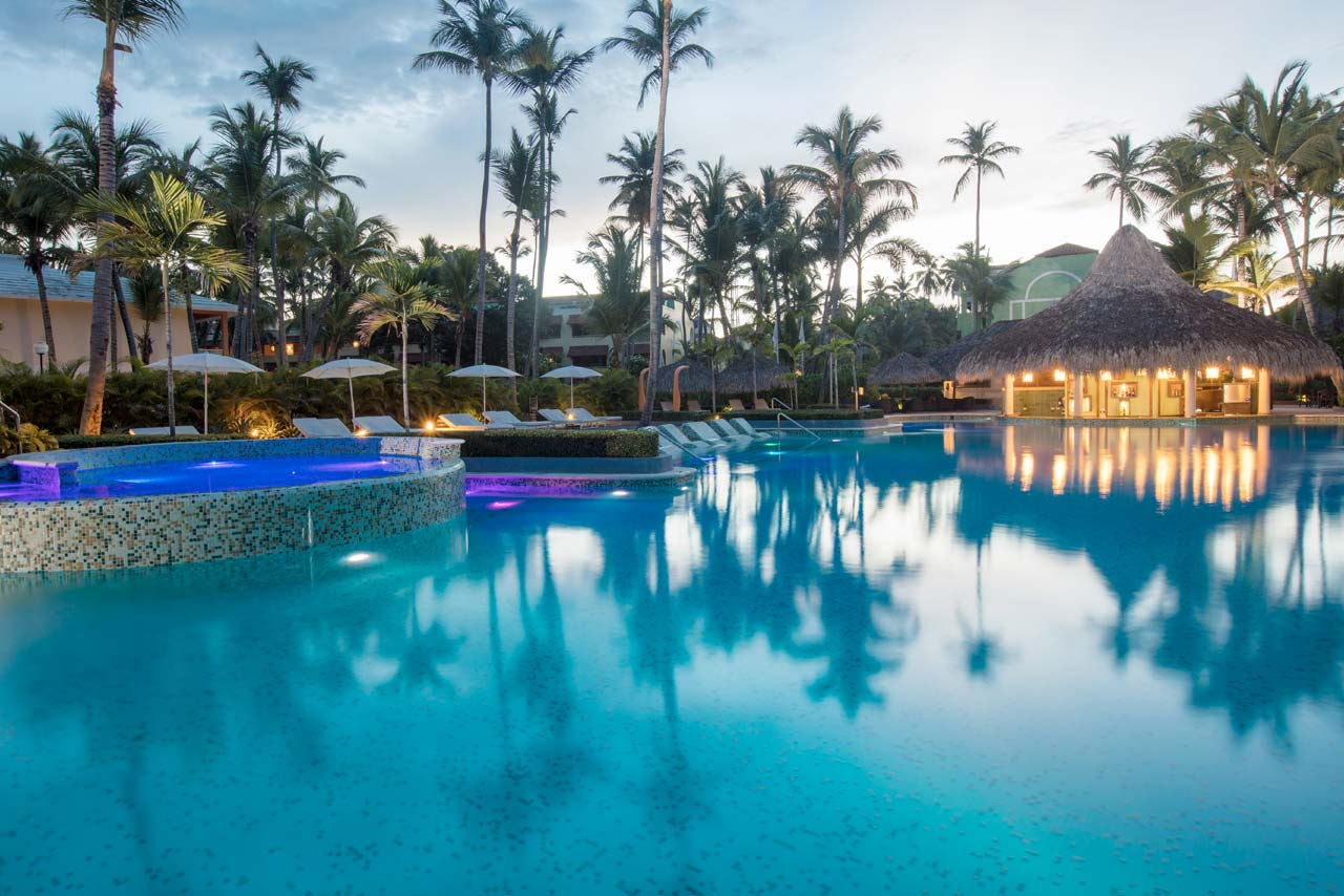 Punta Cana Resorts >> Grand Palladium Punta Cana Resort Spa Punta Cana Grand
